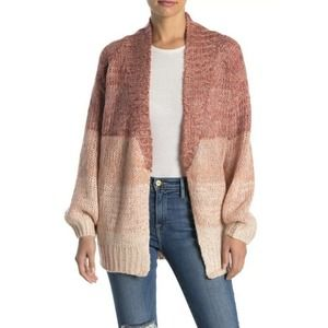 Heartloom Francie Chunky Knit Open Cardigan